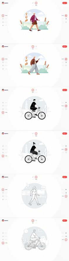 Sapiens Character Free Illustration Builder - uistore.design Flat Illustration, Free Illustrations, Character Illustration, Ux Design, Free Design, Beautiful Library, Web Inspiration, Different Styles, Backdrops
