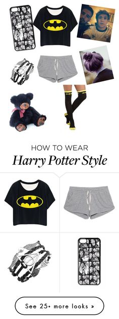 """""""Batman,Liam,Naill)"""" by aleksandra-tommohoranmalik on Polyvore featuring American Vintage and Payne"""