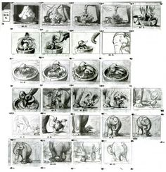 This wasn't my favorite disney flick but the magic is captured frame by frame. The artist drew each frame hand by hand which many artists don't do  anymore.