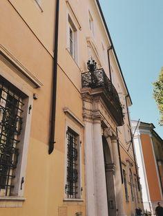 Trieste Jewish Quarter Trieste, Travel, Voyage, Viajes, Traveling, Trips, Tourism