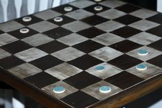 Checkerboard Table WIP