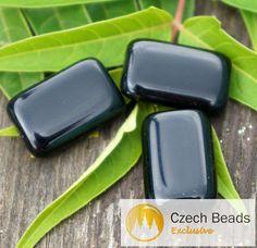 ✔ What's Hot Today: Shiny Black Large Flat Rectangle Glass Beads Rectangle Czech Glass Beads Black Czech Beads Green Czech Flat Beads 18mm x 12mm 4pc https://czechbeadsexclusive.com/product/shiny-black-large-flat-rectangle-glass-beads-rectangle-czech-glass-beads-black-czech-beads-green-czech-flat-beads-18mm-x-12mm-4pc/?utm_source=PN&utm_medium=czechbeads&utm_campaign=SNAP #CzechBeadsExclusive #czechbeads #glassbeads #bead #beaded #beading #beadedjewelry #handmade
