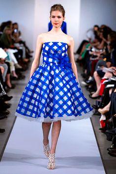 Oscar de la Renta Resort 2013 Womenswear