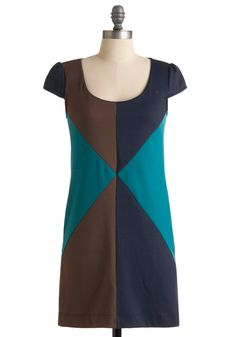 Dress that is no longer available from Modcloth.  This design might make a fun tunic.