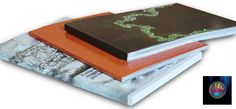 Perfect Binding is the ideal way to bind books that are more than 72 pages. We recommend this method of binding because it is cost-effective, strong and flexible. This finish will really make your book perfect!