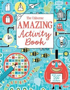 An engaging write-in activity book for Boys with over 200 stickers. Activities include codes to crack, things to spot, pictures and stories to complete, easy-to-follow instructions for making balloon rockets, green slime and a bubbling potion, faking cuts, dusting for fingerprints and lots, lots more.  www.readwithhenry.com