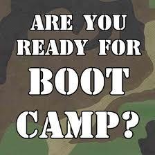 Lekker sporten - week 4    Bootcamp
