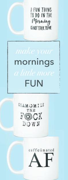 #coffee #mugs #Gift #GiftIdeas