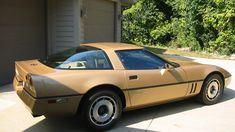 1985 Corvette, Chevrolet Corvette C4, Corvettes, Auction, Cars, Usa, Gold, Ideas, Cutaway