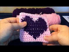 ▶ Video: GrApH CrOcHeT AlOnG - How to Crochet By Graph/Chart/Grid Pattern - YouTube ✿Teresa Restegui http://www.pinterest.com/teretegui/✿