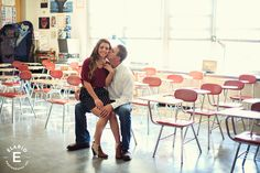 engagement photos in high school, high school sweet heart photos, engagement photo ideas #engagement #outfitidea