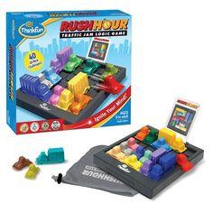 Rush Hour nasıl oynanır? Rush hour oyunu, son yıllarda en çok sevilen zekâ oyunlarından biridir. Değişen hayat şartlarıyla beraber evde daha çok zaman geçiren çocukların hem zihinsel hem de ruhsal gelişimlerini desteklemek adına, rush hour oyunu zekâ oyunlarına ebeveynler daha çok önem vermektedir. Özellikle teknolojik ürünlere çok fazla yönelen çocuklarda oluşan dikkat ve konsantrasyon bozukluğu sebebiyle bu tür zeka oyunları ön plana çıkmıştır