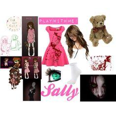 creepypasta sally costume - Google Search