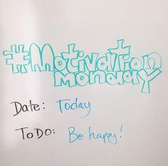 #MotivationMonday! #inspiration #motivation