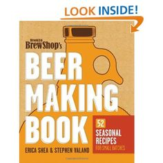 Love beer? Check out The Beer Brewing Book for everything you need to start brewing beer at home! http://thebeerbrewingbook.com