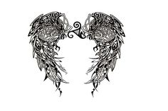 valkyrie wings tattoo designs - Google Search