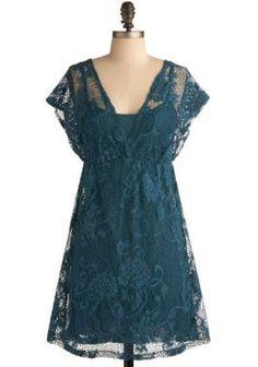 Sea You Later Dress | Mod Retro Vintage Printed Dresses | ModCloth.com $49.99