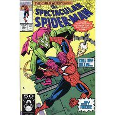 SPECTACULAR SPIDER-MAN #180   Marvel Comics   Green Goblin   1976-1998,2011   VOLUME 1