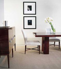 Michael Vanderbyl dining room