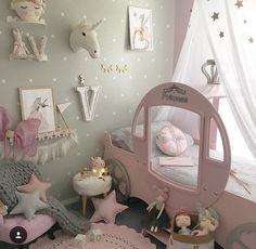 Every little girls dream  our little belle  fairy toadstool light is perfectly styled in the space by @style.create.inspire x #littlebelle #girlsroomdecor #girlsroom #lamp #nightlight #fairylight #fairies