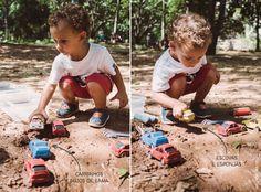 Brincar de faz de conta: Lava rapido de carrinhos | Pretend Play: Toy Car Wash