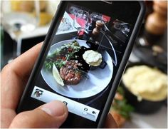 Many chefs believe the 'food porn' culture can disrupt the dining experience Food Porn, A Food, Good Food, Food Photography Tips, Better Photography, Camera Photography, Le Chef, Chefs, Food Blogs