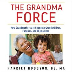 "Congrats to the 2019 September BOM, ""Grandma Force"" by Harriet Hodgson. Grandchildren, September, Change, Couple Photos, Books, Couple Shots, Libros, Book, Couple Photography"