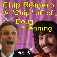 Magician cole tor, Chip Romer, talks about his Henning collection including many stories about Doug.