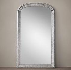 Furniture - Home Decor Heart Neoclassical Design, White Master Bathroom, Leaner Mirror, Storage Mirror, Buying A New Home, Buy Wood, Medicine Cabinet Mirror, Modern Shop, Closet Designs