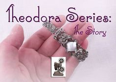 What does a little girl who lived 100 years ago have to do with my jewelry? Theodora Series: The Story. A video by Kristine Schroeder Studio.