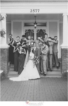 Best Bridal Party photos