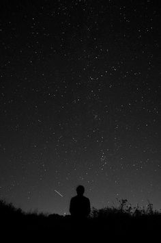 The night sky holds so much beauty and wonder in its mystique. Stargazing is so incredible. Sky Full Of Stars, Star Sky, Stargazing, Night Skies, Sky Night, Stars At Night, Aesthetic Wallpapers, Wallpaper Backgrounds, The Dreamers