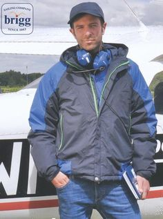 *NEU! BRIGG Microfaser Jacke 10032003-247 2-12XL http://www.the-big-gentleman-club.com/