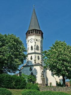 Church of Gyöngyöspata, USA