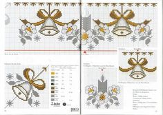 Gráficos-de-ponto-cruz-de-Natal-com-sinos2