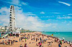10 Reasons to Visit Brighton, U.K. The Waterfront