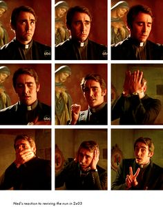 Pushing Daisies: Lee Pace is an amazing comic actor and is able to transform his face into any emotion possible, as proved by Ned Lee Pace, Oklahoma, Hannibal Tv Series, Bryan Fuller, Detective Shows, Pushing Daisies, Ideal Man, Lizzie Mcguire, Thranduil