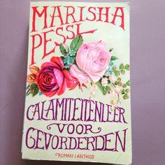 #boekperweek 33/53. Marisha Pessl - Calamiteitenleer voor gevorderden.