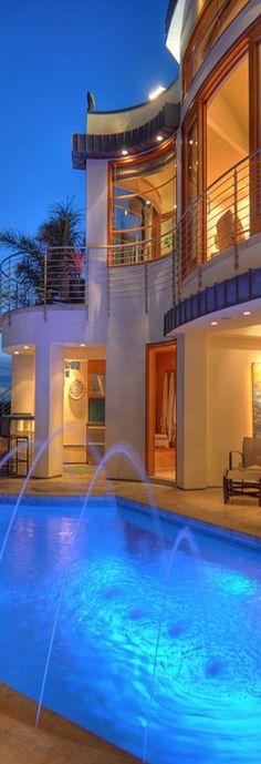 Millionaire Beach House-Engagement Home Mark Scott Associates M {LadyLuxury} L.S.