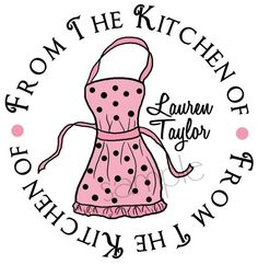 kitchen stickers blue red and pink doodle cooking bowls and