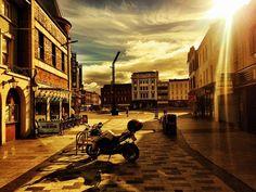 Early morning street work #jw #ministry #streetwork #preaching #pioneering #stocktonontees