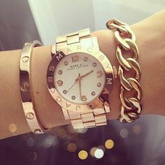 Marc Jacobs watch I WANT!!!