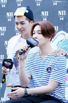 2015: Song Mino Nam Taehyun NII FM Song Mino, Hug Me, Yg Entertainment, Kpop Boy, Boy Groups, Kdrama, Entertaining, Songs, Hold Me