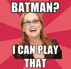22 Exquisite Meryl Streep Memes