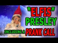 Elf On The Shelf Video! by Tom Mabe