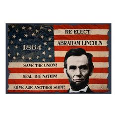 Shop Abraham Lincoln 1864 Election Campaign Wall Poster created by ThenWear. Presidential Campaign Posters, Presidential History, Presidential Election, Abraham Lincoln Election, Poster Wall, Poster Prints, Campaign Slogans, Political Posters, Funny Posters