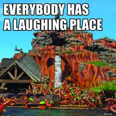 Splash Mountain at Magic Kingdom!