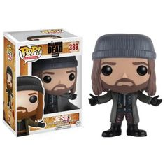 Funko Pop! Jesus, The Walking Dead, TWD, AMC, Séries