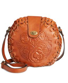 Patricia Nash Motolla Cantina Shoulder Bag
