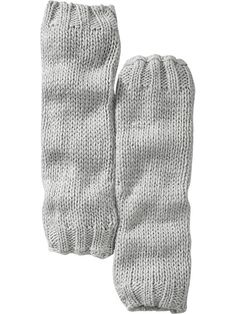 Old Navy | Girls Sweater-Knit Leg Warmers